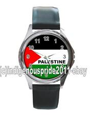 Palestine National Flag UNISEX Watch-Unisex.Great gift. Hurry. Mens & Ladies