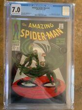 Amazing Spider-man 63 CGC 7.0