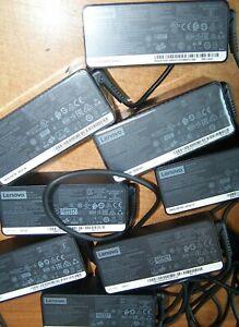NEW Genuine Original Lenovo 65W USBC USB-C USB Type C Laptop Charger Adapter