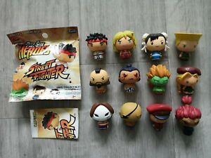 Street Fighter Pint Size Heroes (Complete Set), Funko Mini Pop Vinyl Ryu Akuma