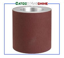 rullo abrasivo nastro carteggiatura fervi 0559/t levigatrice toupie fresatrice