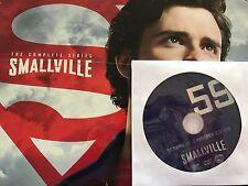 Smallville - Season 10, Disc 5 REPLACEMENT DISC (not full season)