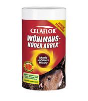 """Celaflor """"Wühlmausköder Arrex"""" 250g Wühlmaus-Gift, hohe Lockwirkung/Ergiebigkeit"""