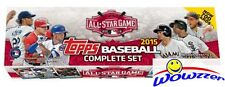 2015 Topps Baseball HUGE 705 Card Special EXCLUSIVE ALL-STAR GAME Factory Set !