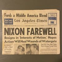 50 YEARS AGO APOLLO 11 USA TODAY COMPLETE NEWSPAPER WEEKEND JULY 19-21-2019