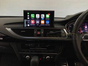 Wireless Apple CarPlay Camera Navigation Interface Audi A6 A7 C7 2011-2018 RMC