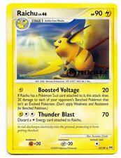 Raichu 27/99 Prerelease Arceus Pokemon Card Promo NM +