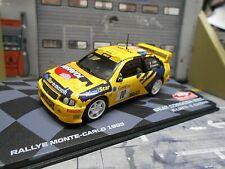 SEAT Cordoba WRC Rallye Monte Carlo 1999 #10 Liatti Repsol Movis IXO Altaya 1:43