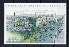 BRD Briefmarken 1998 Sächsische Schweiz Mi.Nr. Block 44  ** postfrisch