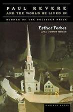 Paul Revere and the World He Lived In-ExLibrary