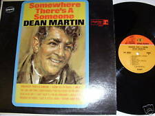 Dean Martin-somewhere There's A Someone-lp-reprise-6201