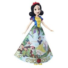 Disney Princess Snow White Magical Story Skirt Doll in Blue, Yellow by Hasbro