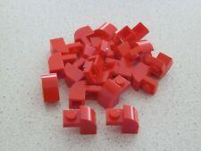 Lego 6091# 20x Bogen Stein 1x2x1 Rot 2556 10020 10258 10183 5533