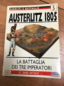 A72 Eserciti E Battaglie Osprey 3 Austerlitz 1805