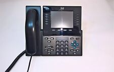 CISCO CP-8961-CL-K9 UNIFIED VOIP IP PHONE 8961