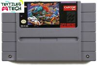 Street Fighter II (Super Nintendo SNES, 1992) Authentic Cleaned & Tested