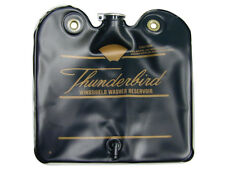 New 1966 Thundebird Washer Bag Windshield Fluid Reservoir Black Gold Script Ford