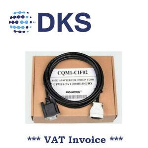 CQM1-CIF02 RS232 Progressivo Cavo Per Omron CPM1A/CPM2A/C200H/CQM1 002394