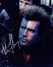 MEL GIBSON 8x10 SIGNED CELEBRITY PHOTO PICTURE BRAVEHEART PREPRINT