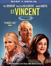 St. Vincent (Blu-ray Disc, 2015, Includes Digital Copy Ultraviolet)