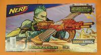 NERF Doomlands 2169 Double Dealer Dart Gun Rifle Blaster ELITE Hasbro Open Box