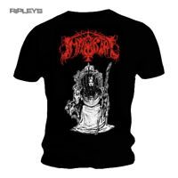 Official T Shirt Band IMMORTAL Black Death Metal 'THRONE'  All Sizes