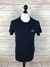 ARMANI T-Shirt - Size Medium - Navy - Great Condition - Men's