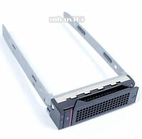 "Brand New IBM 3.5"" RD330 RD830 TS430 TS530 03X3969 HDD Caddy Tray with Screws"