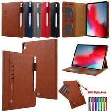 Fr iPad 5th 6th 7th Gen 2019 Mini 3 Air 3 Pro 10.5 Leather Smart Flip Case Cover