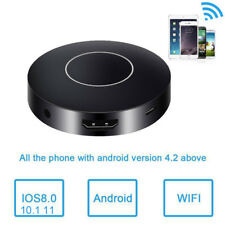 HD AV 1080P WiFi Display Dongle Wireless Receiver For iPhone Android to HDMI TV