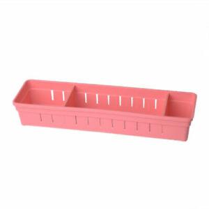 Home Kitchen Adjustable New Drawer Organizer Board Divider Makeup Storage Boxes