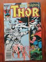 The Mighty Thor 349     Newsstand Edition