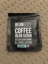 BEANBODY Coffee Bean Scrub: Coconut 50g