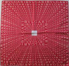68f36818f11 Foulard BULGARI soie TBEG vintage Scarf 87 x 89 cm