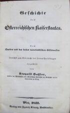 Geschichte des österreichischen Kaiserstaates. Nach Quellen und den besten vater