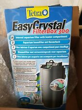 Easy Crystal Water Fish Tank Filter by Tetra Carbon Replacement Cartridge 3 Pac