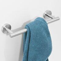 """Bathroom Towel Bar Holder Rack Rail Wall Mounted Stainless Steel Towel Rack 20"""""""