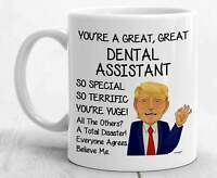 Dental Assistant Mug For Dental Assistant Gifts For Dental Assistant Coffee Mug