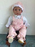 "Vintage Teenie Bellini Baby Doll 9"" Tall"
