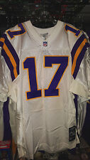 MITCH BERGER #17 MINNESOTA VIKINGS NEW TAGS NFL TEAM AWAY JERSEY SIZE 48
