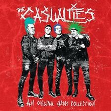 The Casualties - Original Album Collection [New CD] Ltd Ed, O-Card Packaging, Je