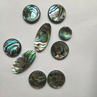 Saxophone Real Mother of Pearl Key Buttons inlays Sax Parts Accessories