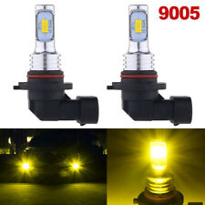 3000K Yellow 8000Lm 9005 Led High Beam Bulbs Daytime Running Lights For Toyota
