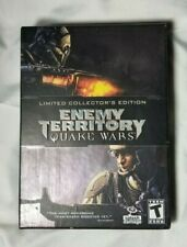 Enemy Territory: Quake Wars (Pc, 2007) Limited Collector's Edition
