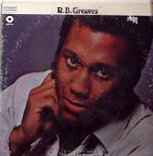 R.B. Greaves - S/T LP VG SD 33-311 Vinyl 1969 Record ATCO Stereo USA 1A/1B 1st