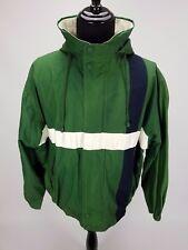 Vintage NAUTICA Color Block Hooded Sailing Jacket Men's XL