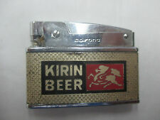 Briquet Corona Kirin Beer Super Lighter