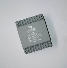 Trasformatore 3VA per PCB Myrra,primario 230V ca,secondario 12V c.a.,2 uscite