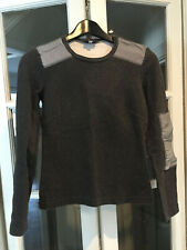 Authentic D&G Dolce & Gabbana grey top size small