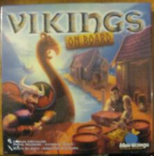 Vikings on Board family strategy game Board Games By  Blue Orange Games NEW